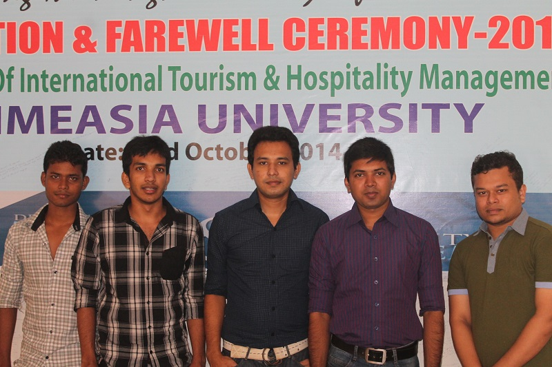 Farewell Ceremony of ITHM