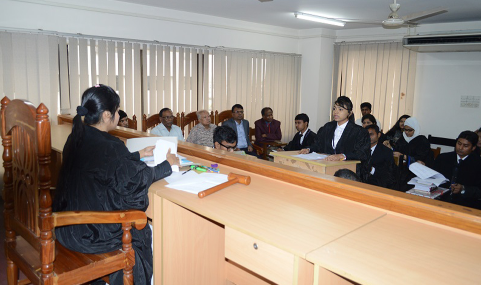 Law Moot Court Club